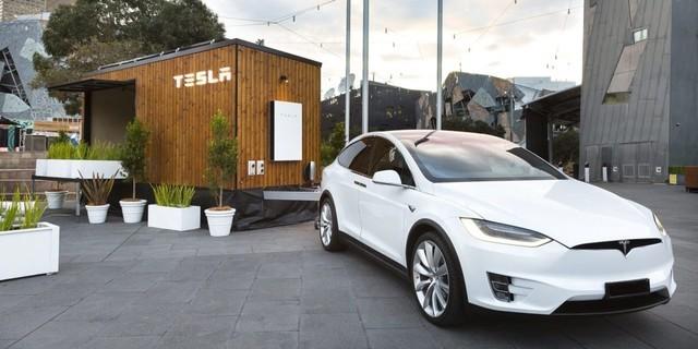 Powerwall 和太阳能打造绿色家居? 特斯拉在做