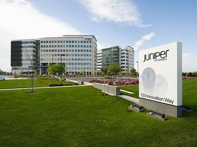 不是诺基亚,收购Juniper还有一位潜在买家