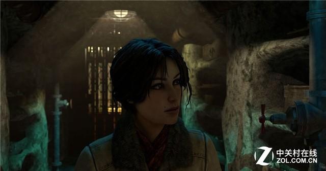 《塞伯利亚之谜3》女主与劳拉神相似?
