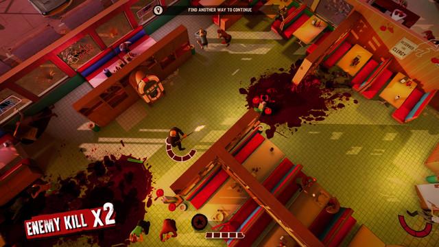 《落水狗:杀戮岁月》 Steam有简中