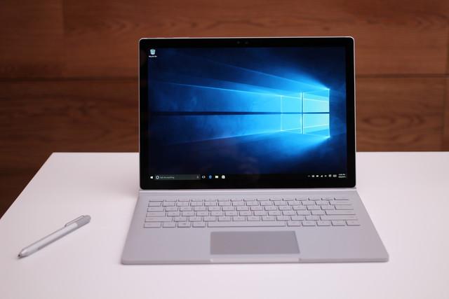 抛弃二合一 微软Surface Book 2四月发布