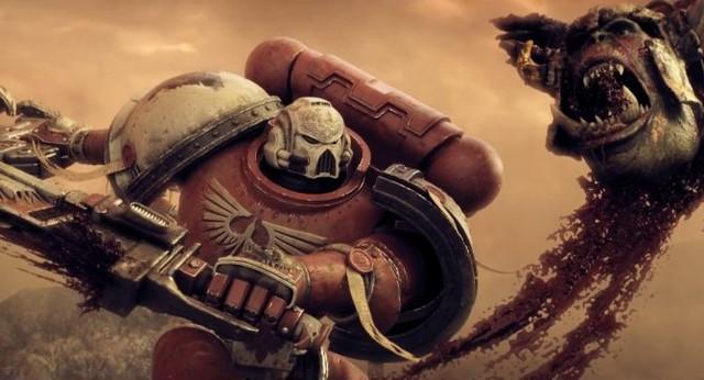 《战锤40K:战争黎明3》对战视频曝光
