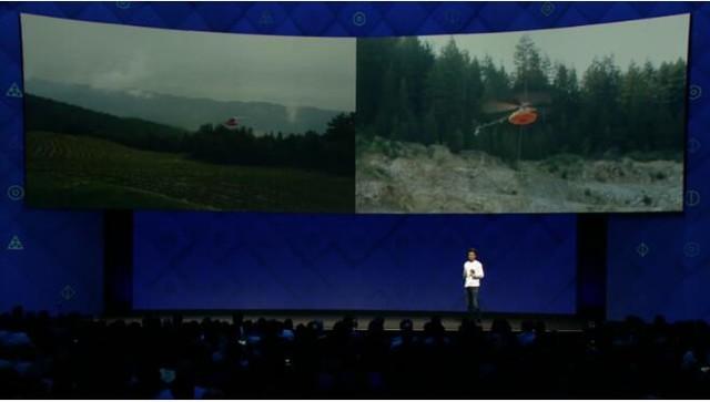 Facebook无人机黑科技可变身空中WiFi