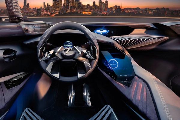 雷克萨斯UX将量产  入门级SUV新选择