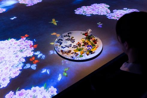 每天只接客8人!这个东京虚拟餐厅有点热