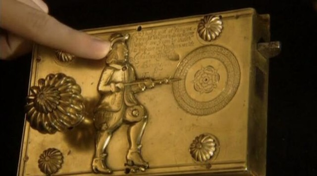 300年前的智能锁 古人的聪明无人能及