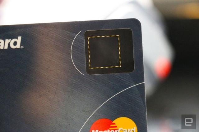 银行卡也能刷指纹?万事达欲在全球推广