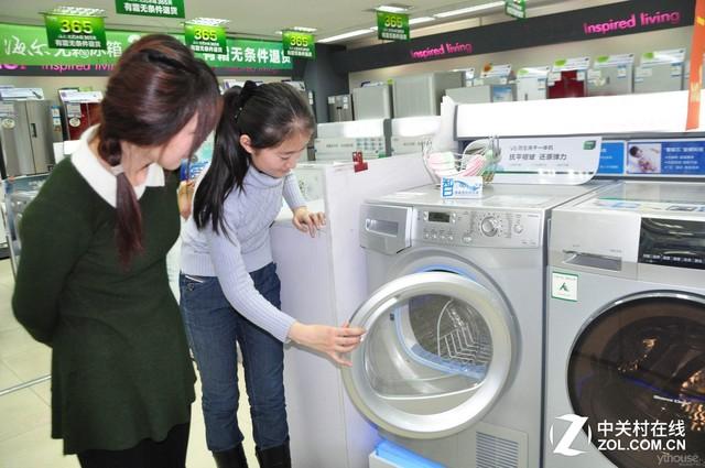 家电大数据:滚筒洗衣机为何秒杀波轮式?