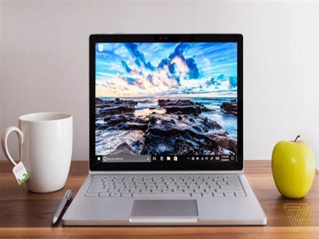 传Surface Book2或4月发:舍弃分体设计