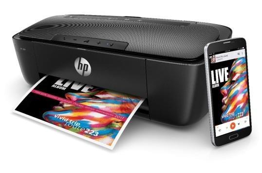 印·该更出色 惠普发布彩色打印机系列