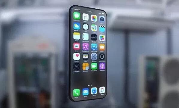 iPhone 8曲面屏幕细节曝光!2.5D边位
