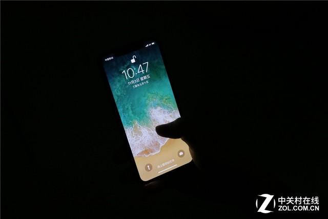 【苹果iPhoneX评测】面部识别很牛X 重点不在