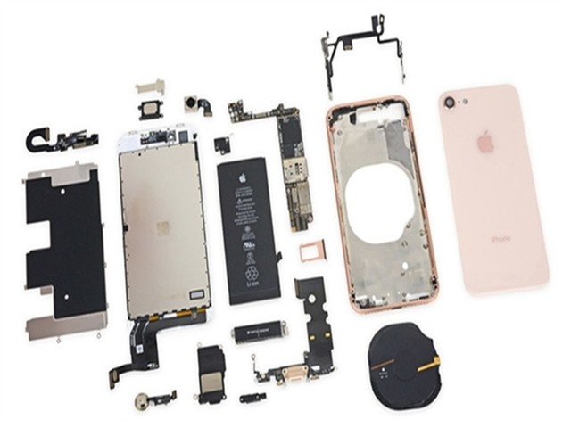 仅仅1640块钱 这就是iPhone8的硬件成本