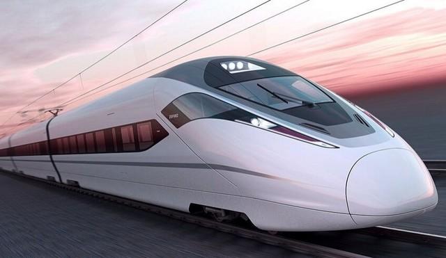 中国高铁再提速 这次连马斯克也拦不住