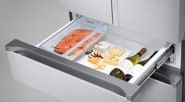 """精致保鲜只需要一台有""""强迫症""""的冰箱"""