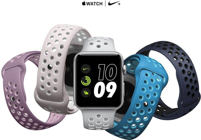 nike新配色Apple Watch表带开售