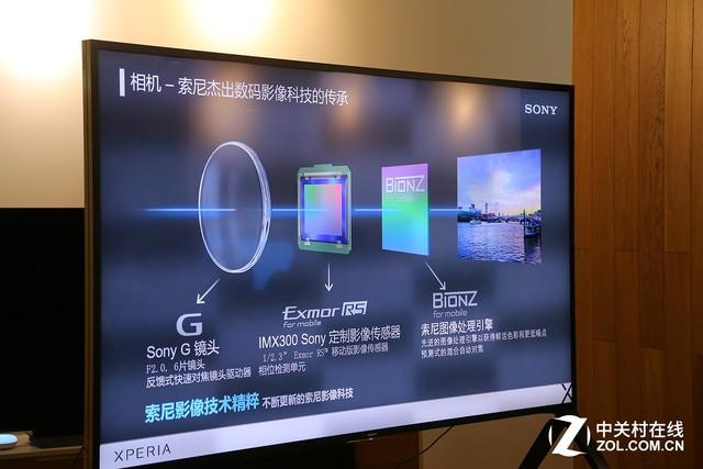 索尼Xperia XZ国内登场 技术流拍照旗舰