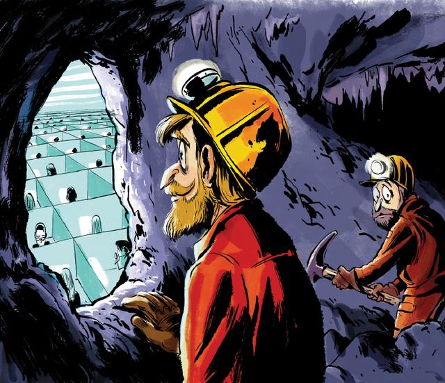 外媒:编程人员将成为下一代蓝领工人