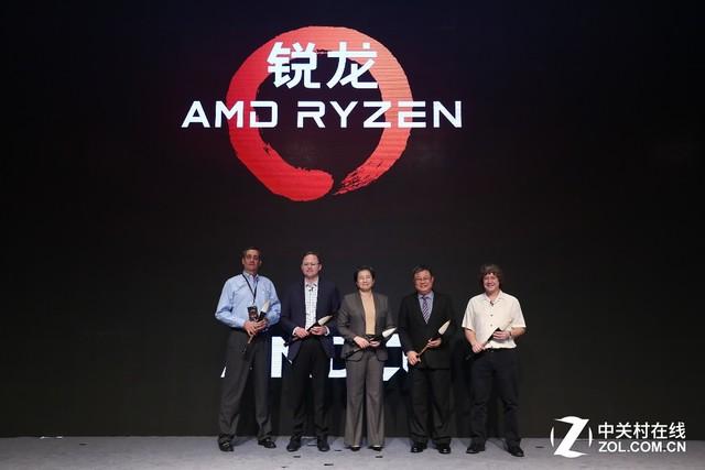AMD创新技术峰会在京召开 锐龙新品公布