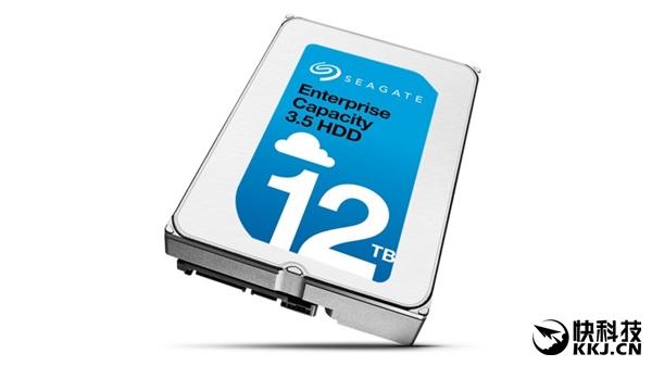 全球第二款!希捷12TB硬盘终于出样