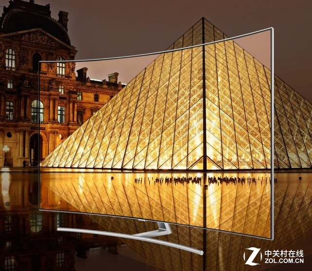 三星巴黎举行发布会 推新款Lifestyle TV