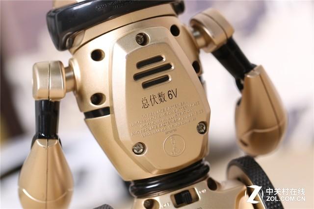 孩子的最佳玩伴:WowWee MiP智能机器人评测