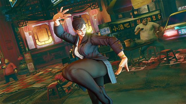 《街头霸王5》再增3款新服装黑丝装吸睛