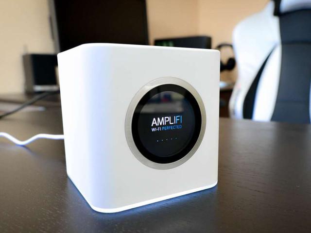 搞事情? AMPLIFI HD对决传统无线扩展