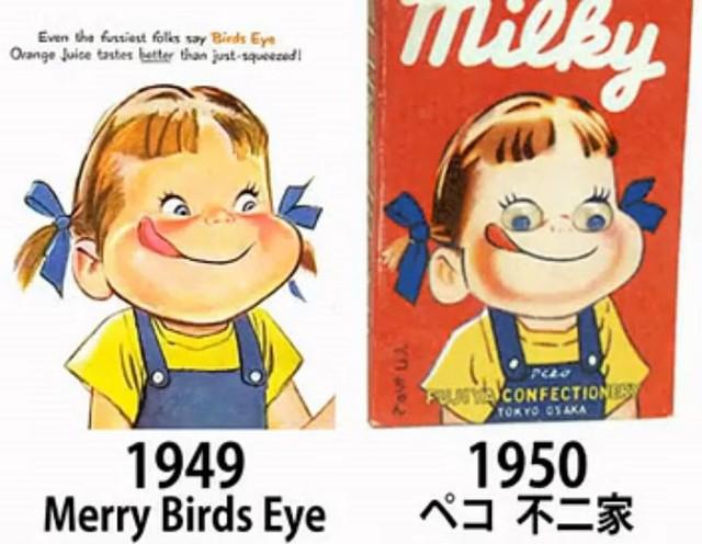 Hello Kitty竟是抄来的?原来中国不是山寨一哥