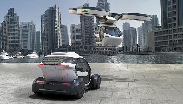 空客要造飞行汽车 私人飞机梦想又近一步?