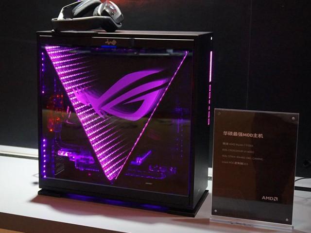 华硕AM4主板新品闪耀AMD创新技术峰会