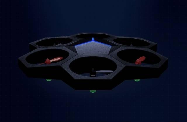 首款模块化无人机Airblock:可自己编程