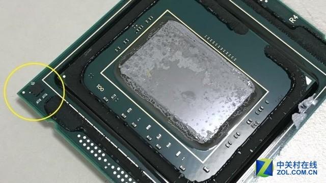 不知何用 Intel酷睿i9开盖惊现NFC标签