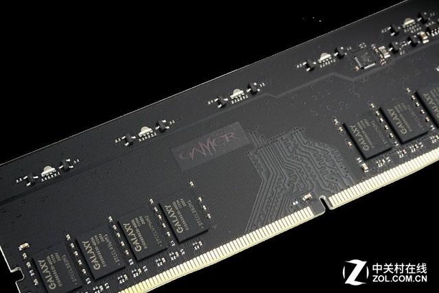 影驰GAMER Ⅲ DDR4-2400 8G内存热卖