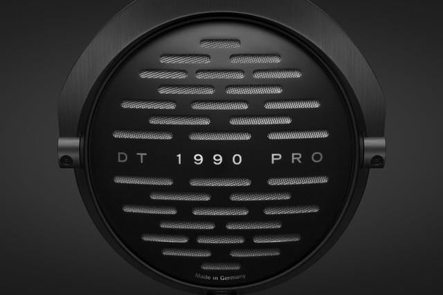 德国拜亚发布新款次旗舰耳机DT1990pro