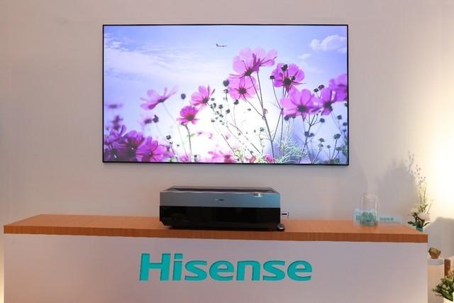 霸占超大屏TV市场 海信再发80吋4K激光电视