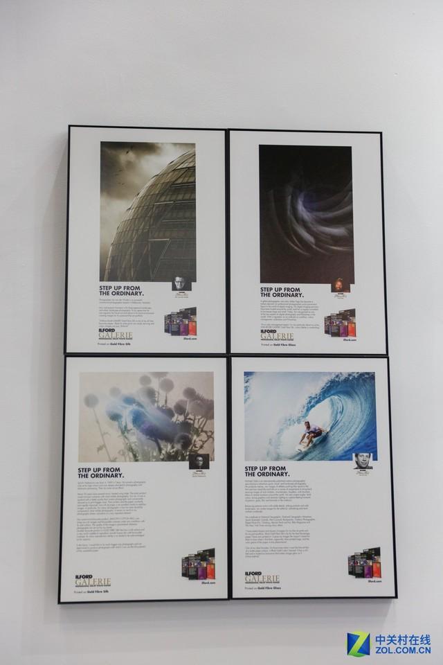 【P&E 2017】ILFORD展出自家图像方案
