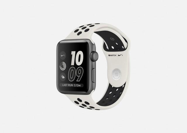 奶牛配色 耐克推Apple Watch NikeLab