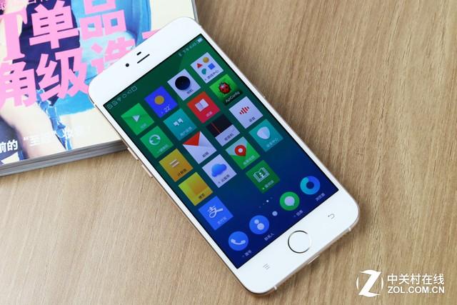 YunOS 5评测:Android最有力量的对手