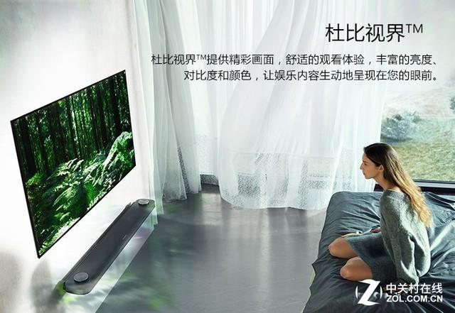 视界将从此颠覆 三款精品OLED电视推荐