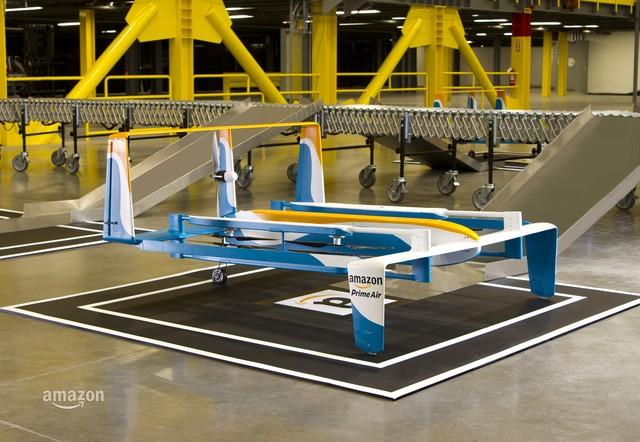 """亚马逊引领电商物流创新,全新启用""""无人驾驶""""智能供应链"""