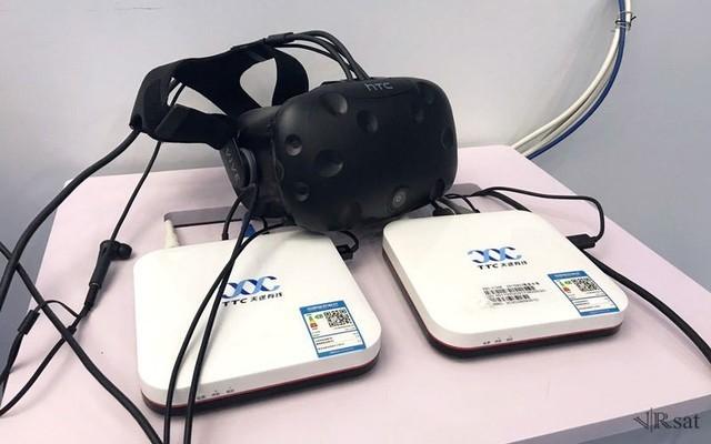 HTC开发新的VR技术:云虚拟现实服务