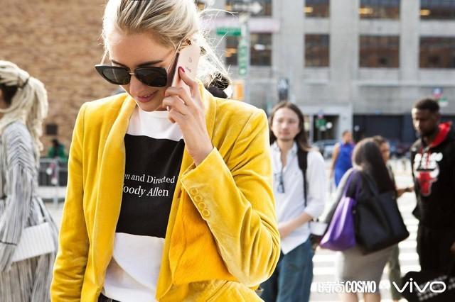 vivo亮相国际时装周,X20全面屏手机惊艳登场