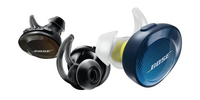直面AirPods BOSE发布首款全无线耳机