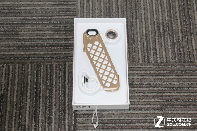 型视界:摩米士2合1精英拍照手机壳评测
