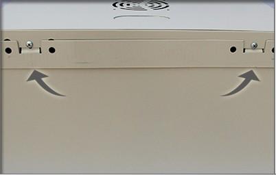 大唐卫士5012网络壁挂小机柜评测