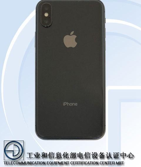 iPhone X正式入网工信部 配3GB内存