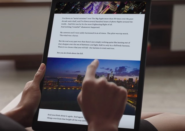 12.9英寸iPad Pro也缺货 静待新版到来