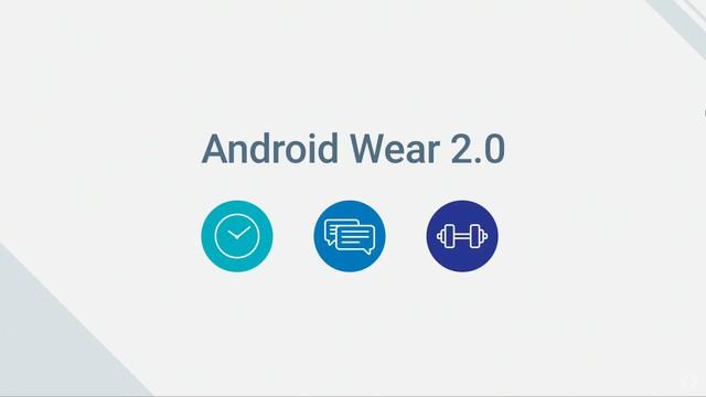 谷歌:正致力发展Android Wear系统