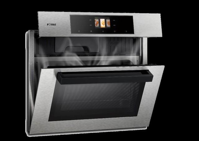 为什么说厨房装修 买个蒸箱很有必要
